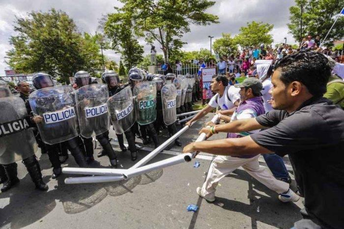Represión en Nicaragua ya deja 322 muertos, según CIDH