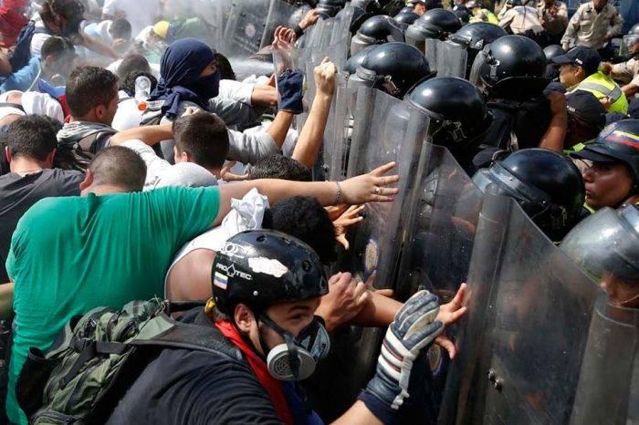 Balance de aquellas revueltas, por Beltrán Vallejo