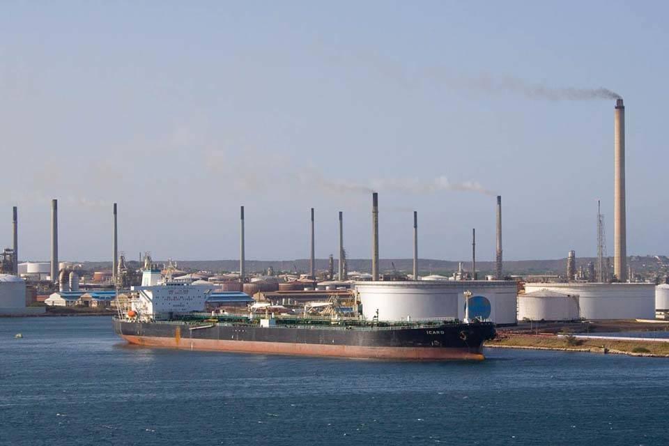 Refineria Isla_1 Curazao