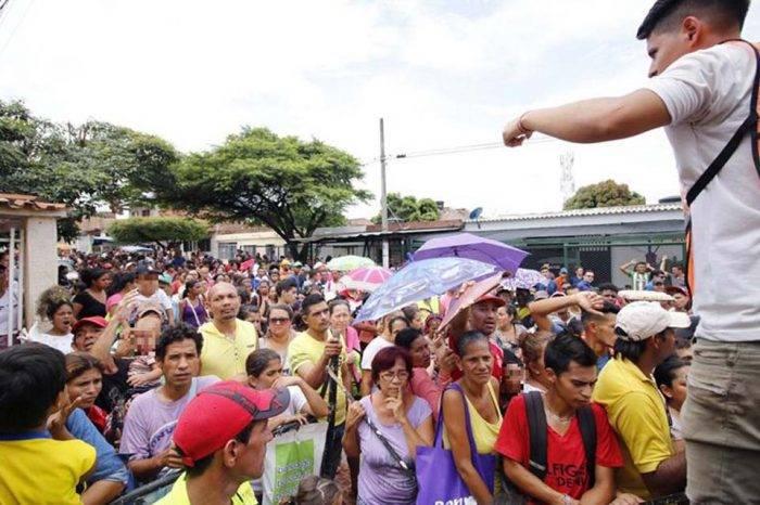 ONU suspende entrega de bonos alimenticios a venezolanos en Cúcuta