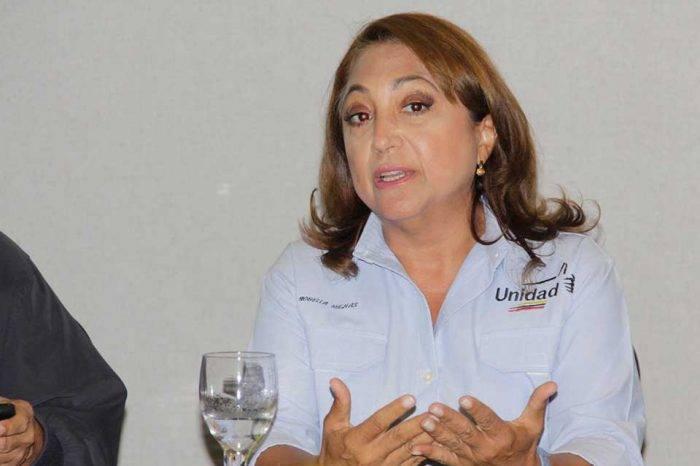 Sobella Mejías: respetar garantías electorales debe ser superior a intereses particulares