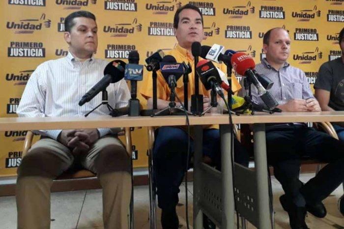 Guanipa reitera una cumbre de Parlamentos en Cúcuta para exponer crisis venezolana