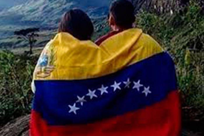 Venezuela nos necesita. Foto: www.pictaram.com