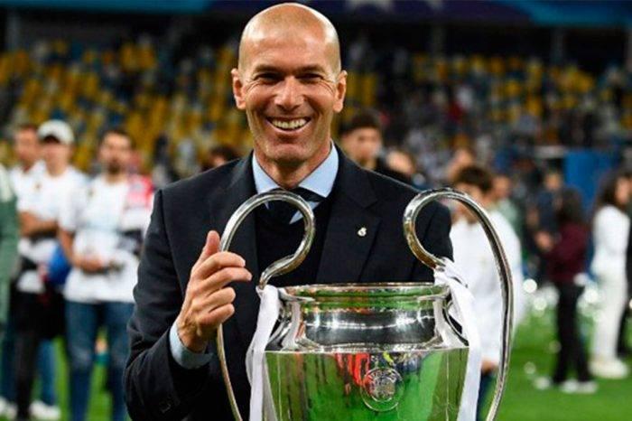 Zinedine Zidane dimite como Director Técnico del Real Madrid