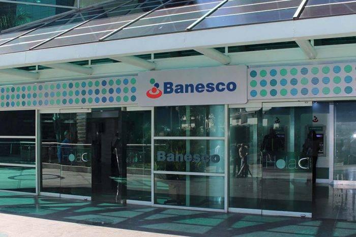 Intervención de Banesco fue prorrogada por otros 120 días