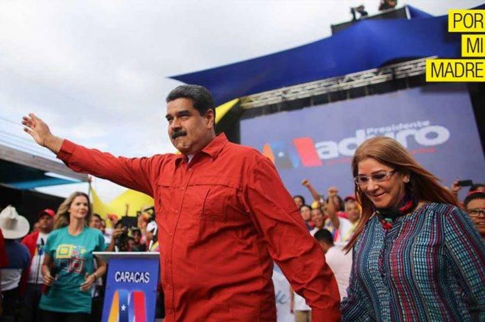 Corrupción total: así se montó el cierre de campaña de Nicolás Maduro