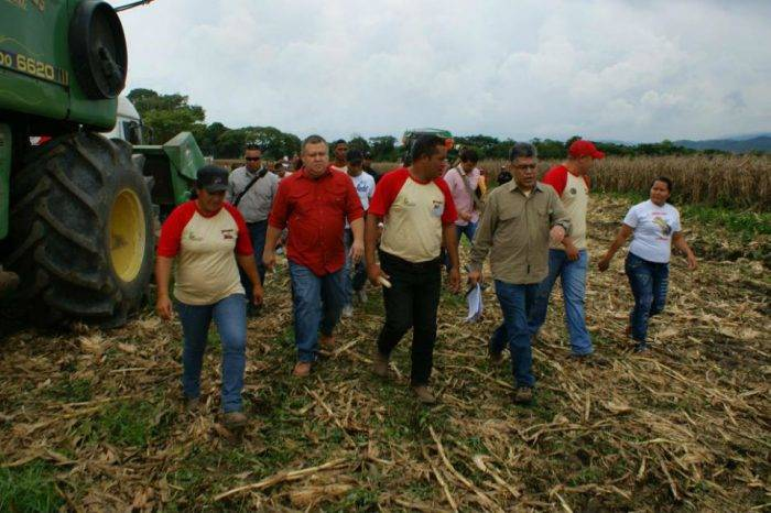 Denuncian detención de miembros de comuna El Maizal