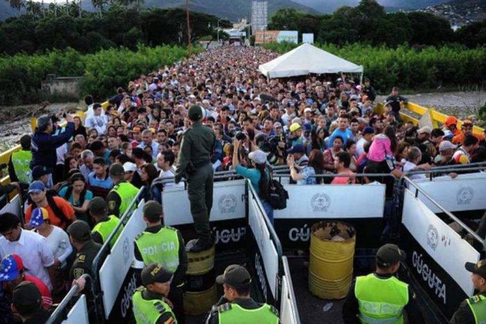Cifras y migrantes, por Gonzalo Oliveros Navarro