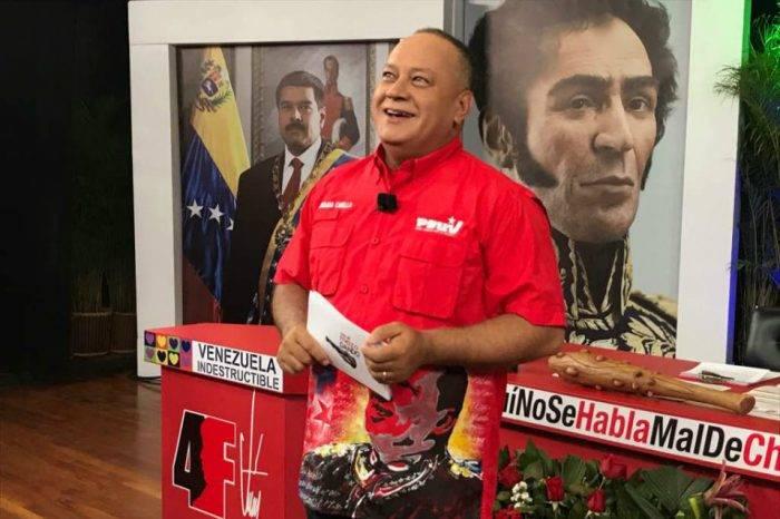 Tribunal cita a Cabello por demandas contra TalCual, El Nacional y La Patilla