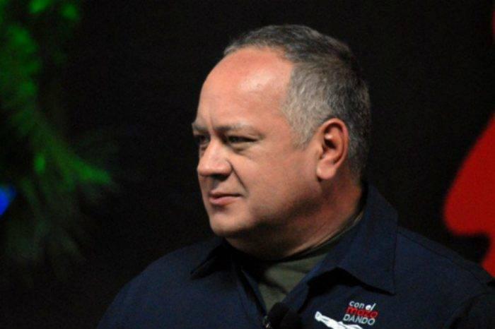Diosdado Cabello: Mañana verán a Ceballos con dolor en todo el cuerpo