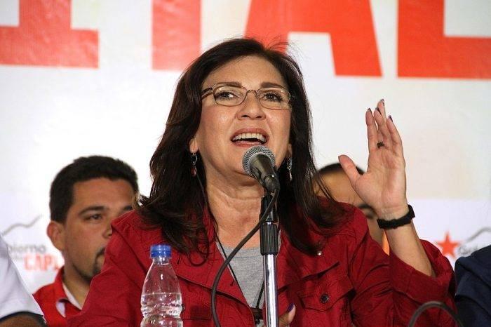Jacqueline Faría designada jefa de Gobierno de Distrito Capital
