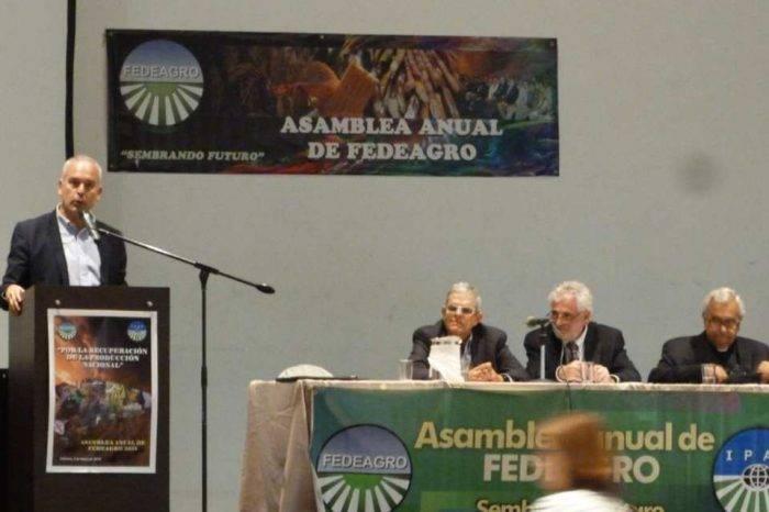 Agroproductores se blindan ante falta de políticas públicas para recuperar producción