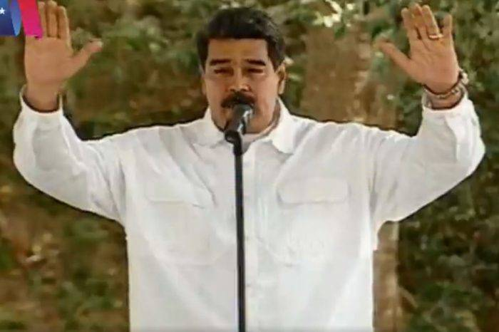 Red de pastores evangélicos expresó su respaldo a Nicolás Maduro