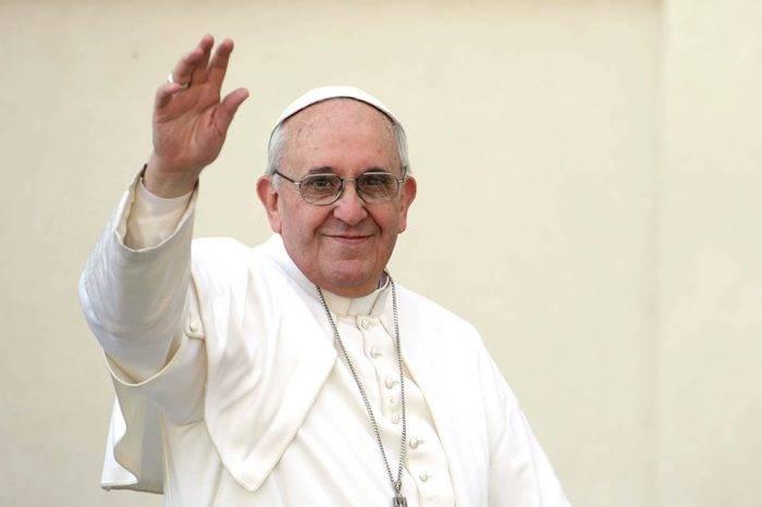 Papa Francisco pidió encontrar vías para solucionar crisis en Venezuela