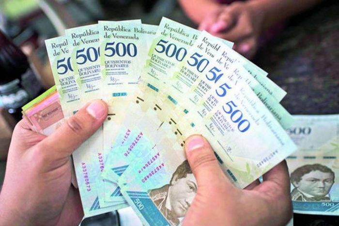 Gaceta Oficial se da bomba para oficializar aumento salarial de Bs.S 1.800