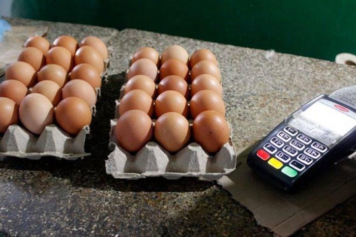 Evalúan precios de pasta y huevo en el marco del Plan 50