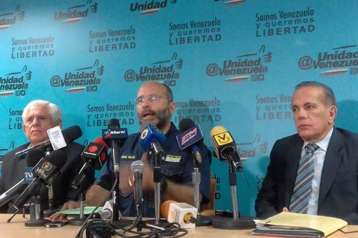 MUD pide a la comisión de la OPS en Venezuela reunirse con pacientes crónicos