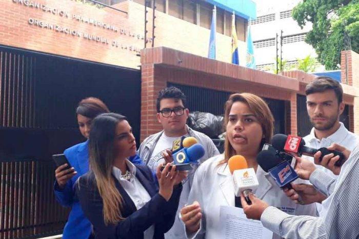 """Para Hilda Rubí las cifras epidemiológicas en Venezuela son """"alarmantes"""""""