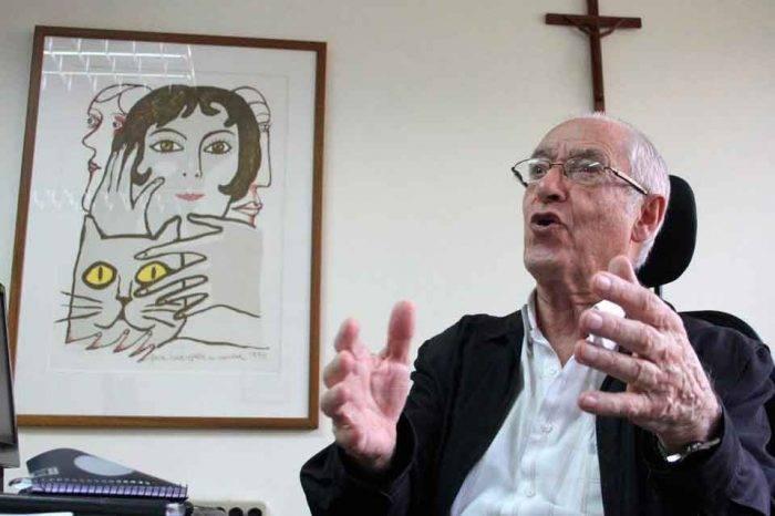La ruta del padre Ugalde, por Simón García