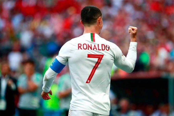 Rusia en cápsulas: Selección de Portugal o CR7 FC