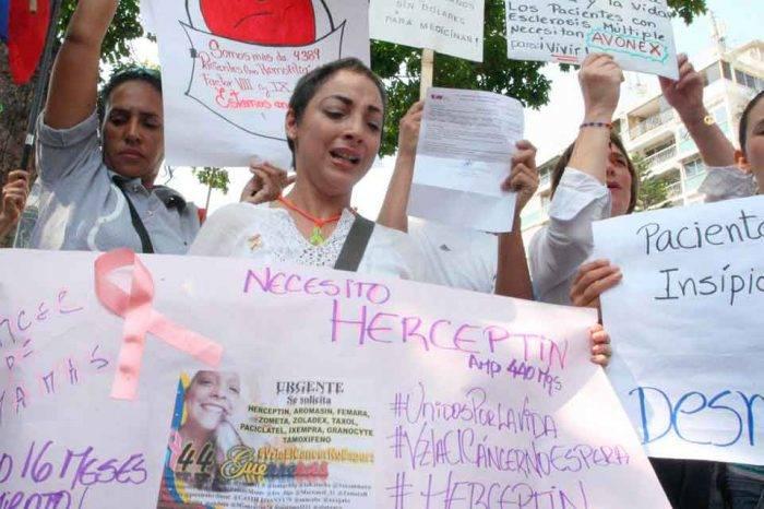En Venezuela fallecieron 26.510 pacientes con cáncer durante el 2017