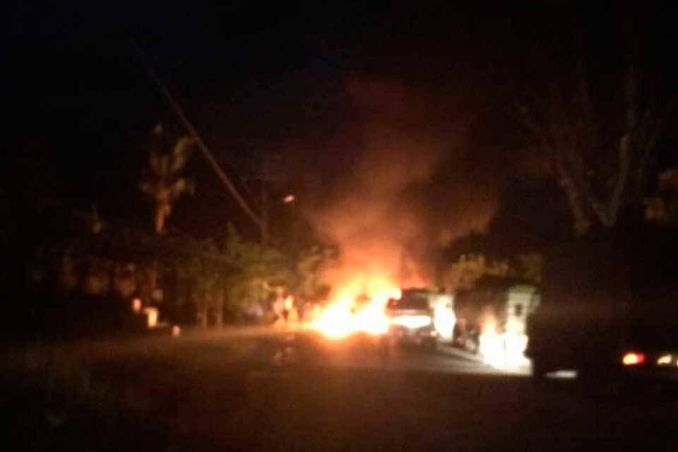 Fallas eléctricas en Mérida ocasionan protestas con barricadas