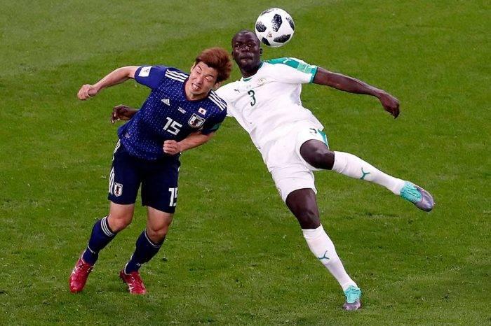 Rusia 2018: Japón y Senegal empatan 2-2 y dejan toda la definición para la última jornada