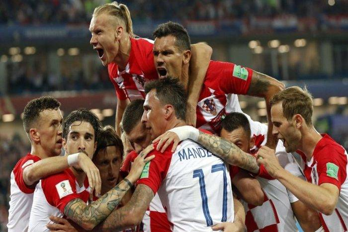 Croacia ganó 2-0 a Nigeria y es el líder del grupo D