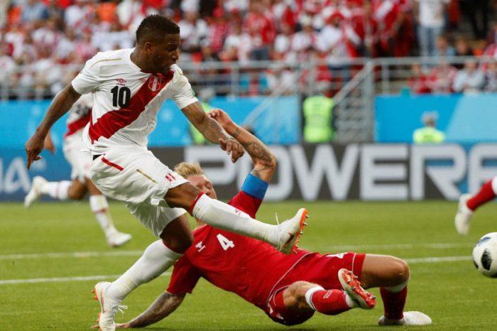 Perú perdió en su vuelta a un Mundial