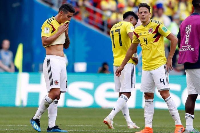 Rusia 2018: Colombia se complica