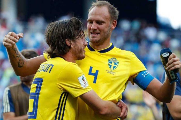 Suecia vence gracias al VAR