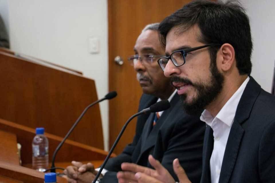 Diputado Miguel Pizarro