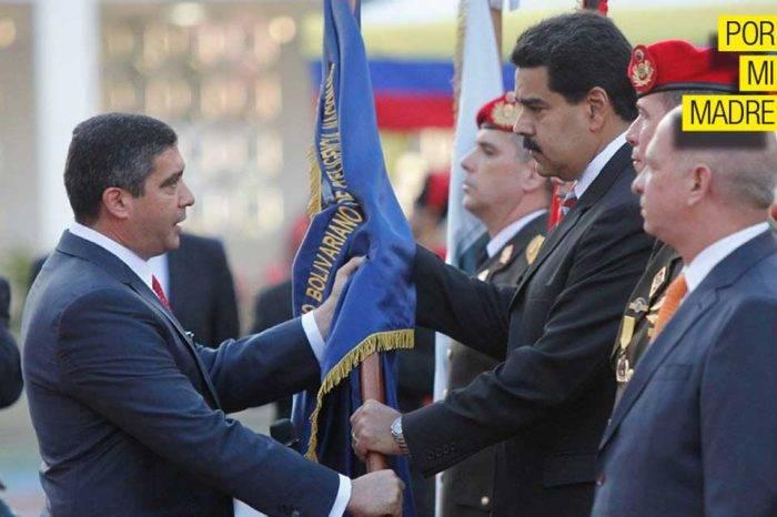 Los generales Baduel y Rodríguez Torres, no salen