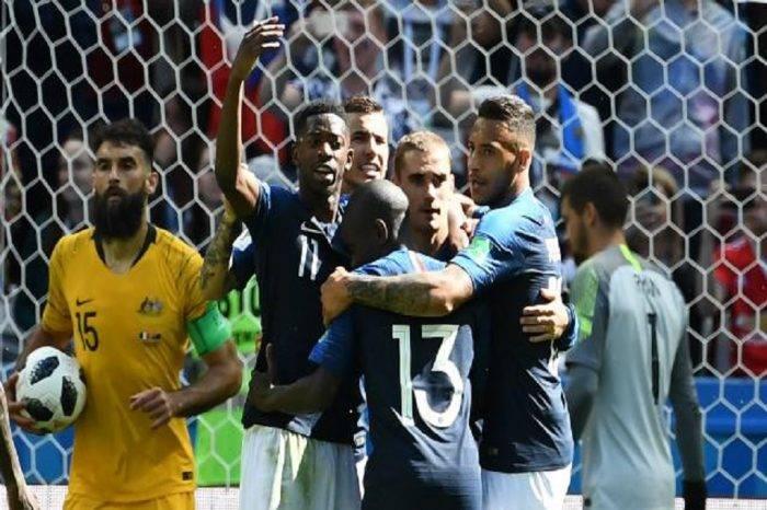 Francia se llevó el triunfo sin deslumbrar