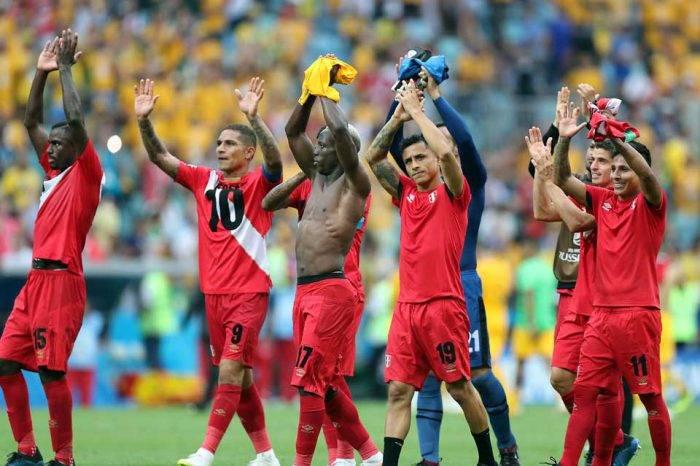 Rusia 2018: Perú se despidió del Mundial con triunfo 2-0 sobre Australia