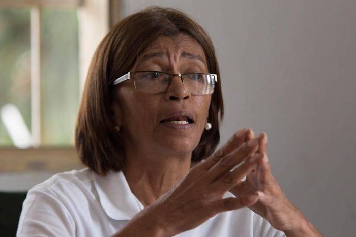 Ana Rosario Contreras reitera que enfermeras aceptarán ayuda ofrecida por Guaidó