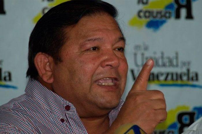 """Velásquez convoca a un paro nacional para volver a """"entusiasmar"""" a la oposición"""