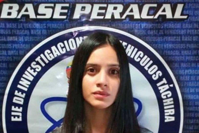 Tribunal militar ordena excarcelar a la estudiante Ariana Granadillo
