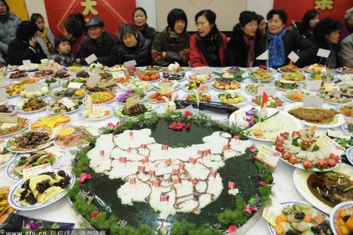 Los Banquetes Chinos II, por Marianella Herrera