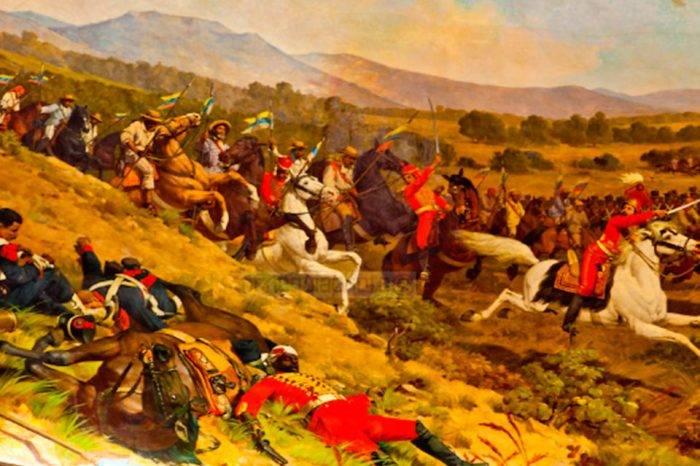 La desgraciada acción de Carabobo (1821), por Ángel R. Lombardi Boscán