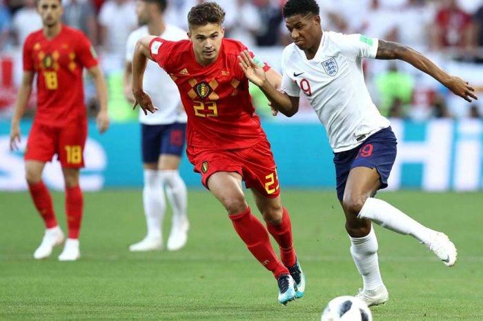 Bélgica e Inglaterra se vuelven a ver por el tercer puesto