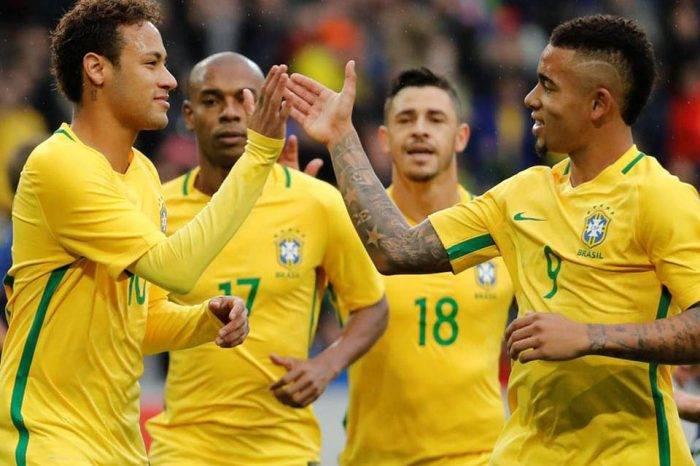 Brasil acapara el favoritismo para Rusia 2018