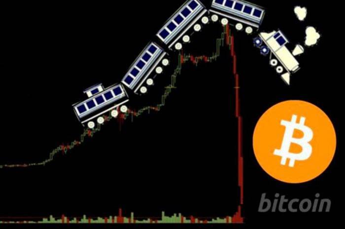 Bitcoin ha perdido 50% de su valor durante 2018