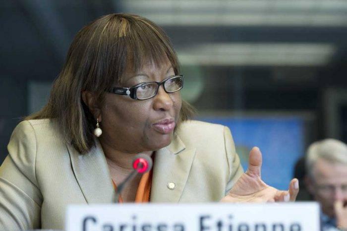 Directora de la OPS instó a eliminar transmisión de difteria y sarampión en el país
