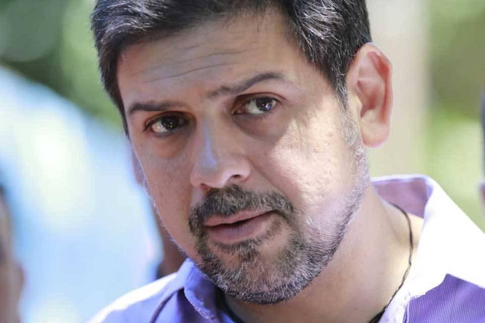 Carlos Ocariz, exalcalde Sucre