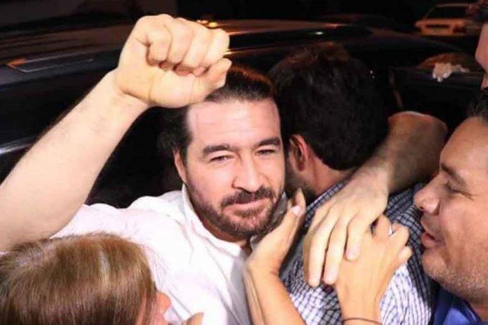 Daniel Ceballos y el general Ángel Vivas salen en libertad condicional