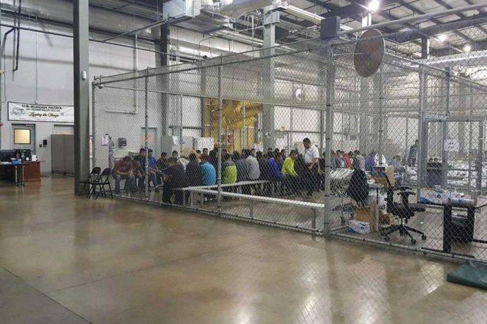 Centro de Detención EEUU migrantes