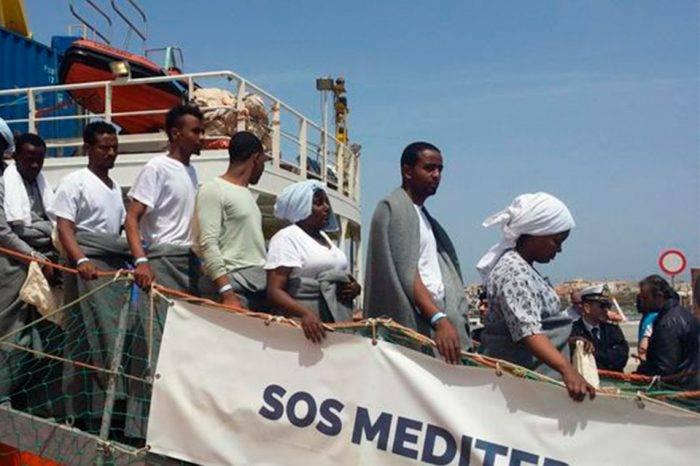 UE acordó crear centros de acopio para refugiados