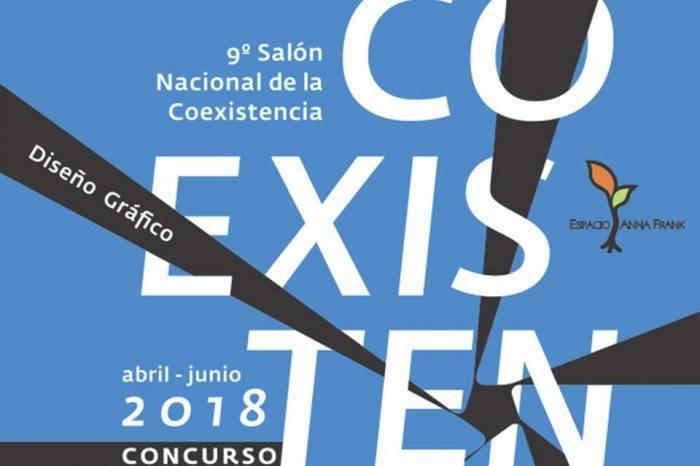 Espacio Anna Frank llama a participar en 9° Salón Nacional de la Coexistencia