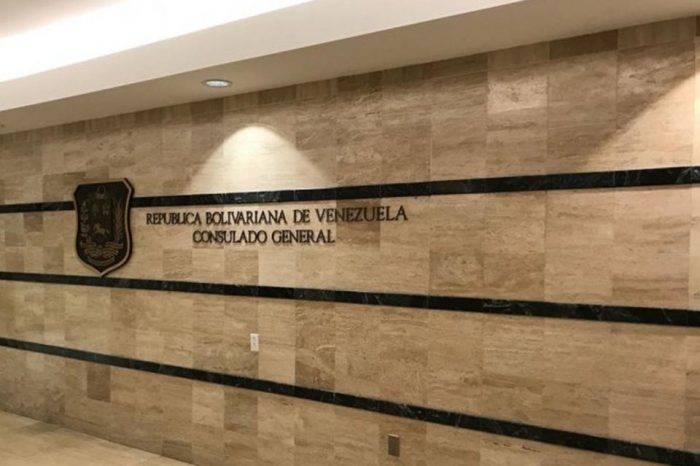 Luego de seis años reabrió este #4Oct el Consulado de Venezuela en Miami